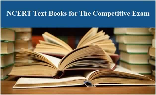 NCERT Books for Competitive Exams