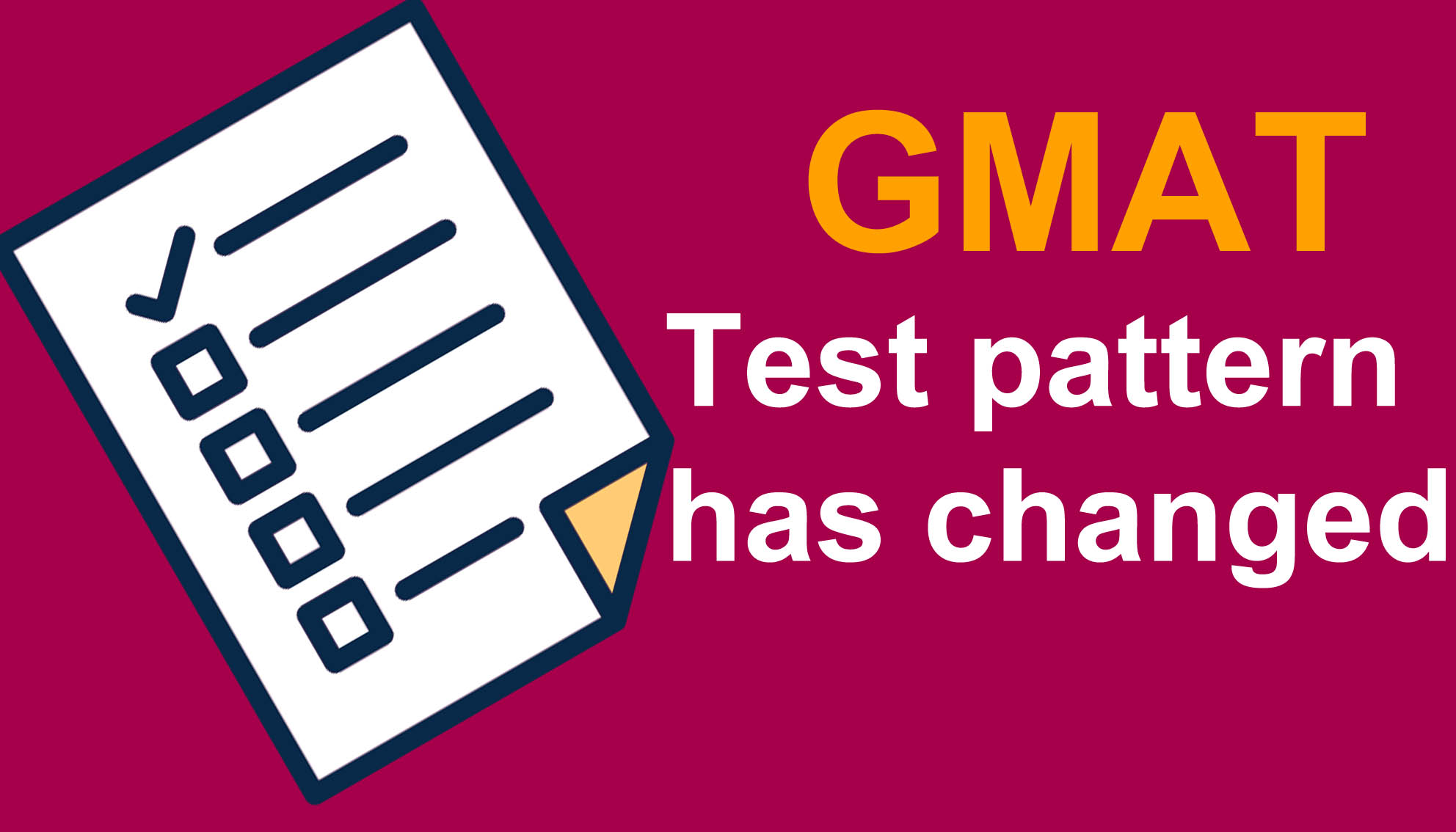 GMAT Test: What Should You Look For?